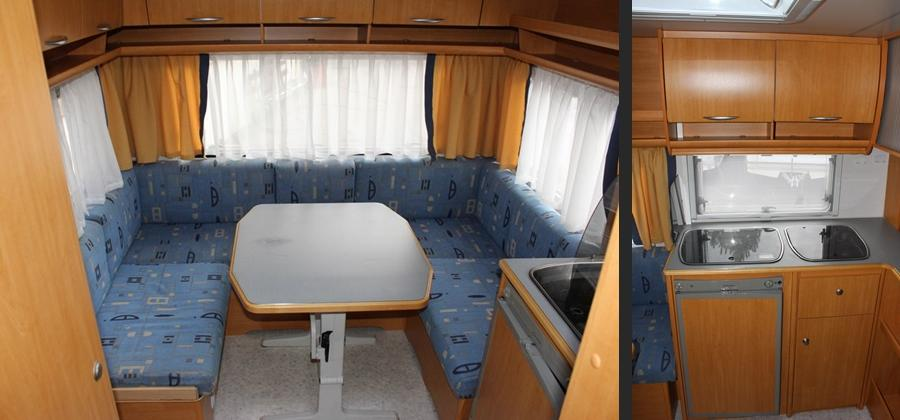 wohnwagen eifelland 465 tf g nstig mieten. Black Bedroom Furniture Sets. Home Design Ideas